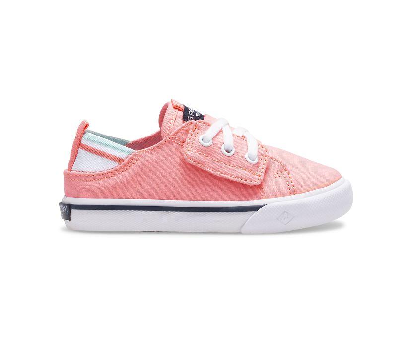 Hy-Port Junior Sneaker, Neon Pink, dynamic