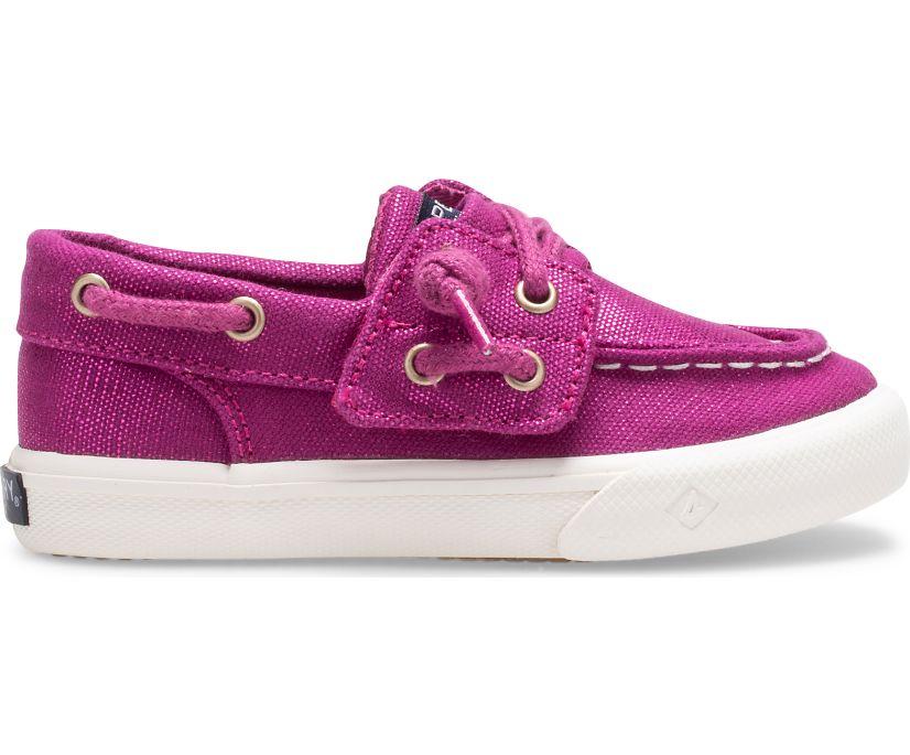 Bahama Junior Sneaker, Berry Shimmer, dynamic
