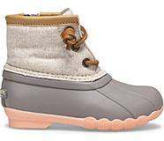 Saltwater Duck Boot, Linen Rose, dynamic