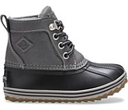Bowline Boot, Grey/Black, dynamic