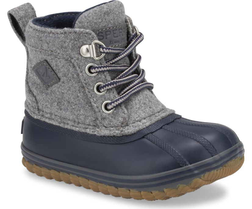 Bowline Boot, Grey/Navy, dynamic