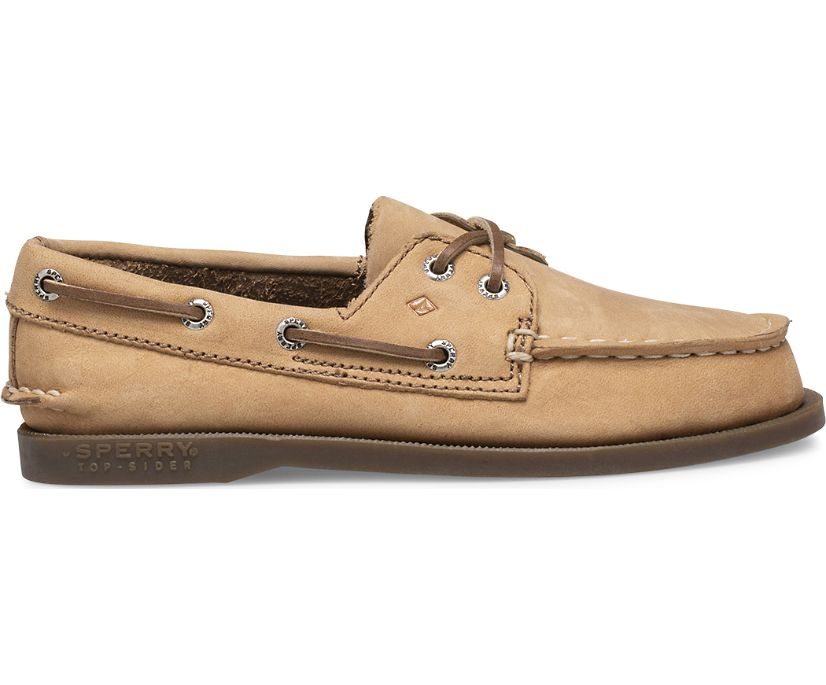 Authentic Original Boat Shoe, Sahara, dynamic