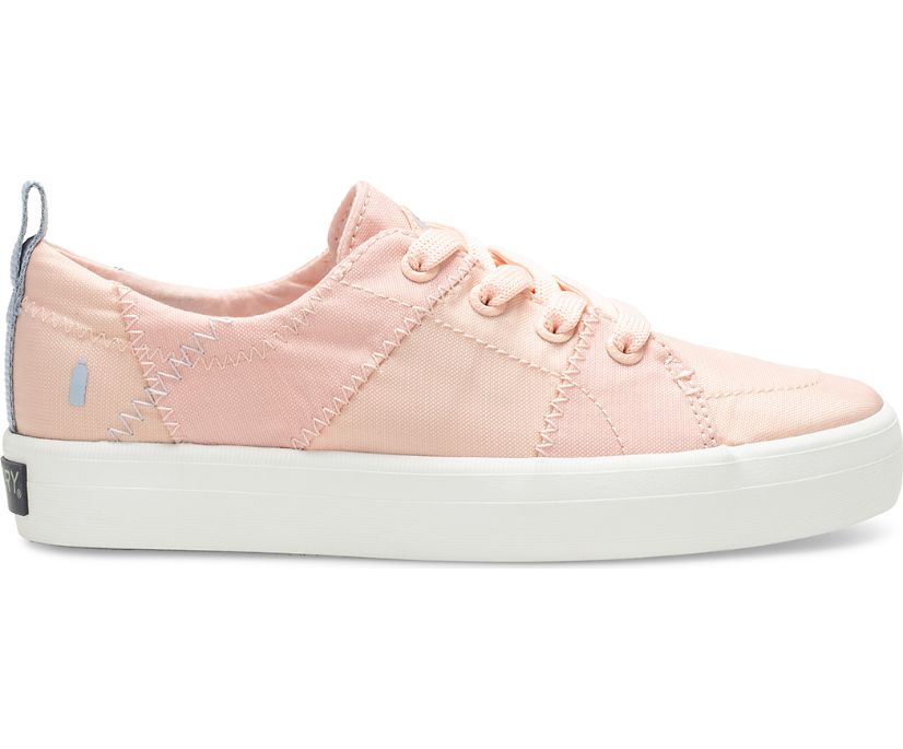 Crest Vibe BIONIC® Sneaker, Pink/Blue, dynamic