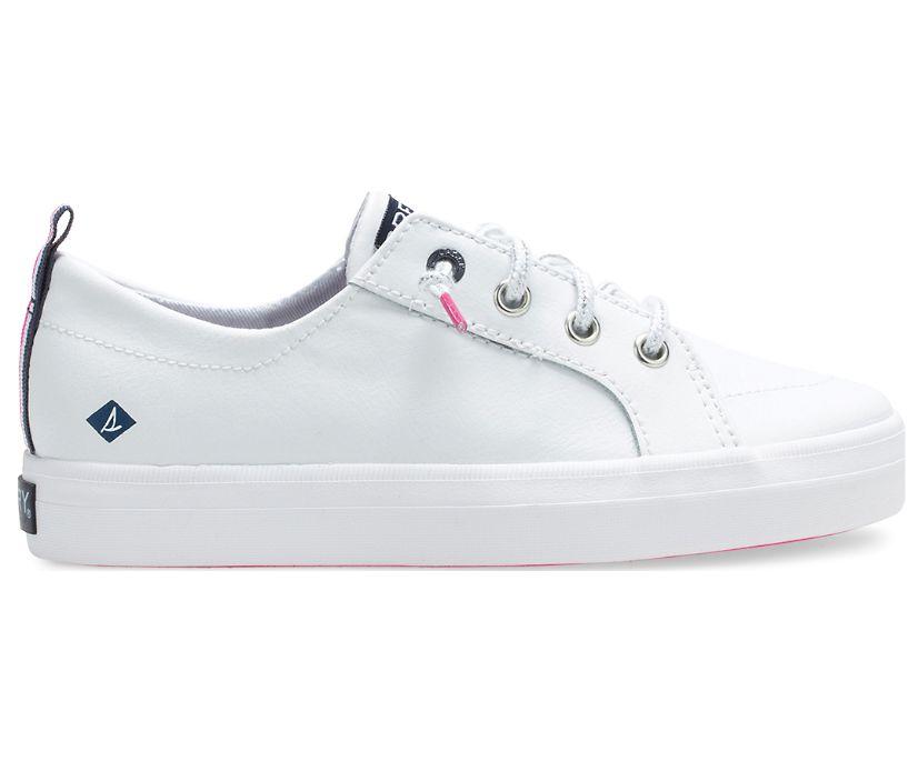 Crest Vibe Sneaker, White, dynamic