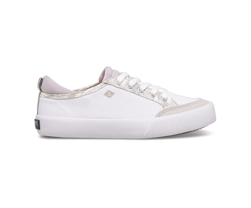 Covetide Washable Sneaker, White/Camo, dynamic