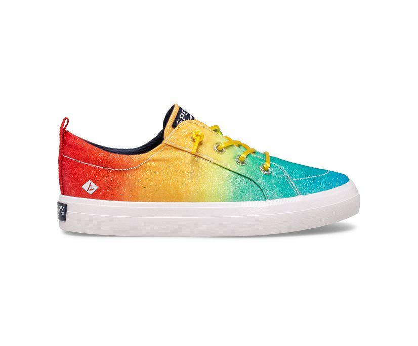 Crest Vibe Rainbow Ice Cream Sneaker, Multi, dynamic