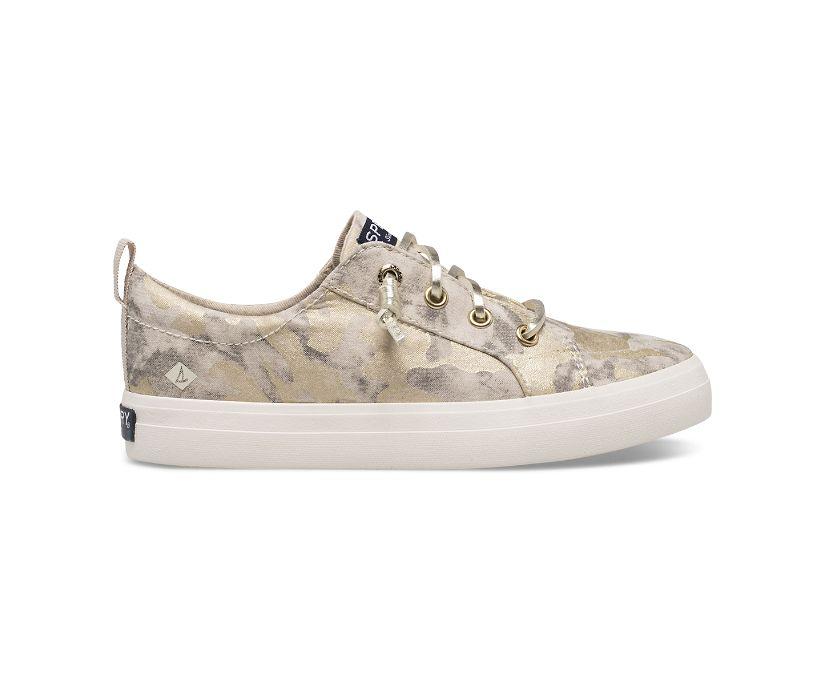 Crest Vibe Camo Sneaker, Camo, dynamic