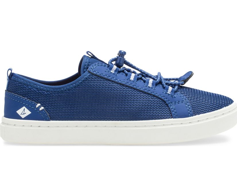 Abyss Washable Sneaker, Blue, dynamic
