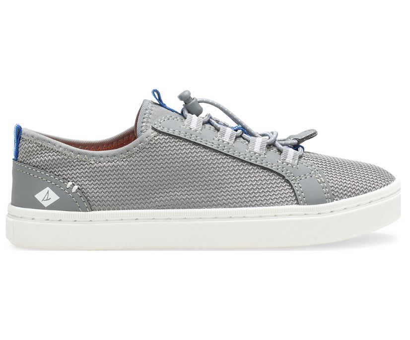 Abyss Washable Sneaker, Grey, dynamic