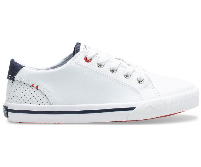 Striper II LTT Sneaker, White, dynamic