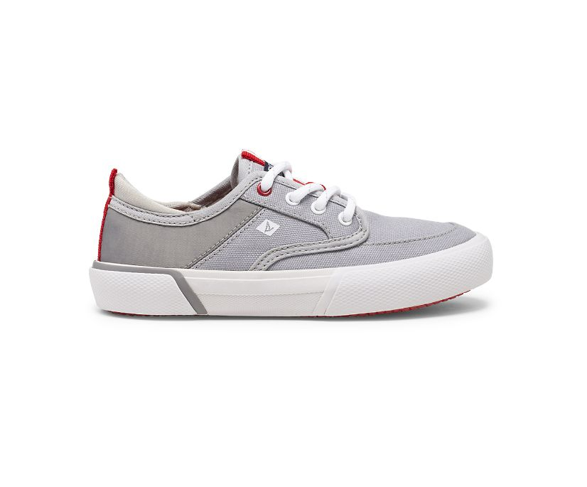 Soletide Sneaker, Grey, dynamic