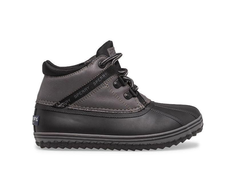 Bowline Storm Boot, Black/Charcoal, dynamic