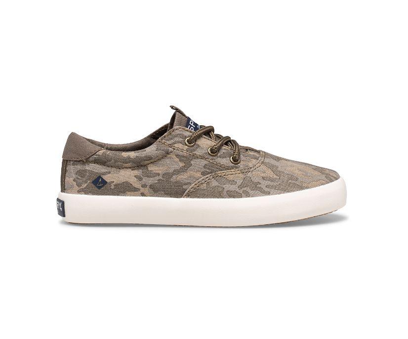 Spinnaker Washable Sneaker, Camo, dynamic