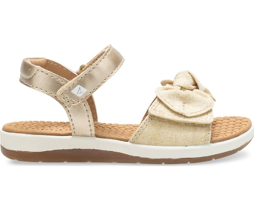 Galley Sandal, Champagne, dynamic