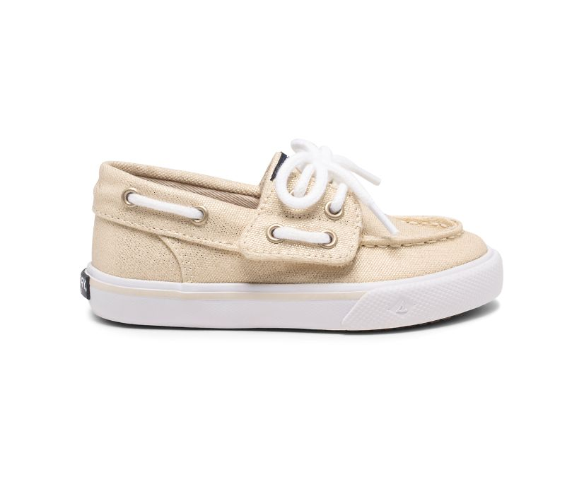 Bahama Junior Sneaker, Gold, dynamic