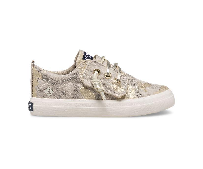 Crest Vibe Camo Junior Sneaker, Camo, dynamic