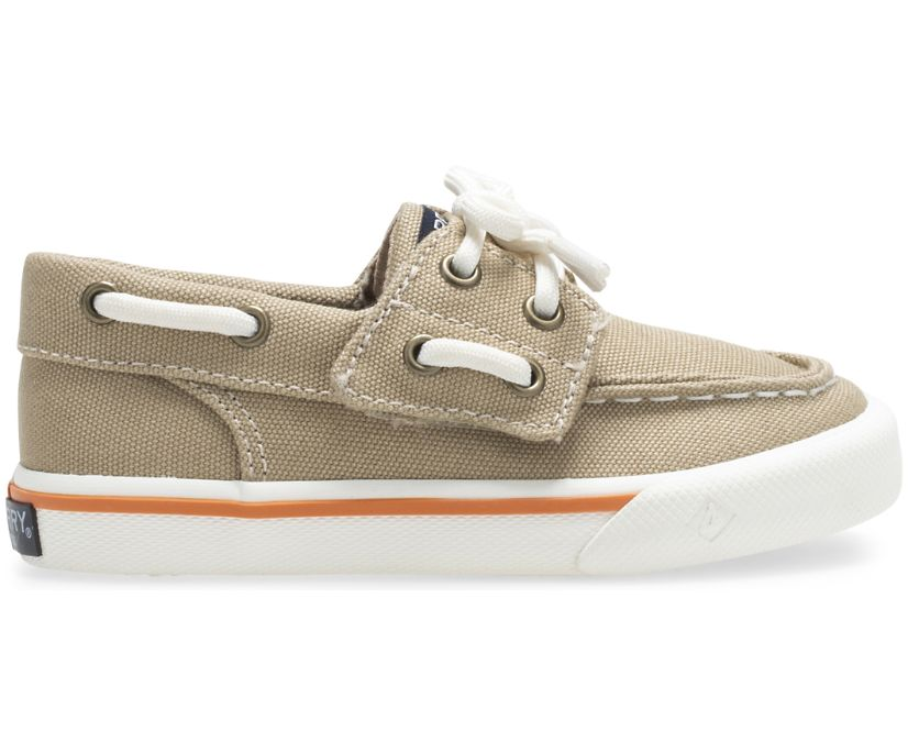 Bahama Junior Sneaker, Khaki, dynamic