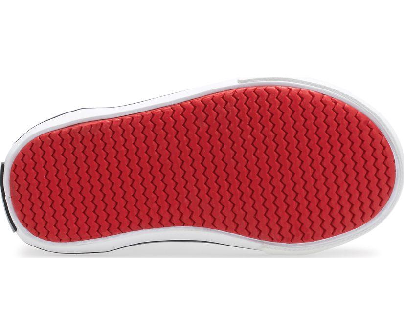 Striper II Junior Sneaker, White, dynamic
