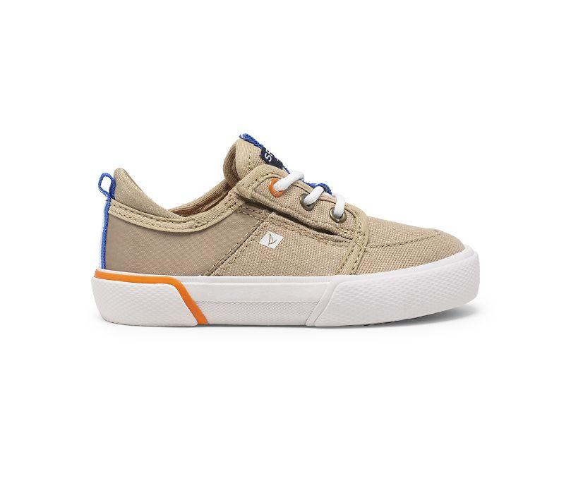 Soletide Junior Sneaker, Kahki, dynamic