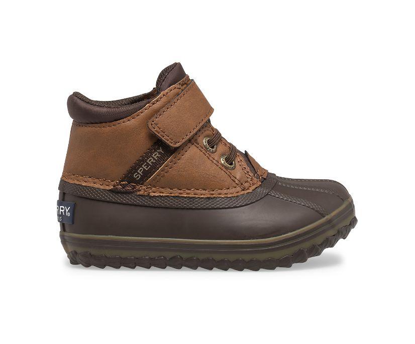 Bowline Storm Junior Boot, Tan/Brown, dynamic