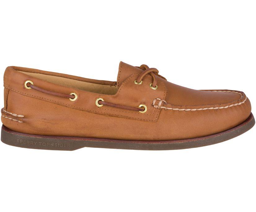 Gold A/O 2-Eye Sahara Boat Shoe, Sahara, dynamic