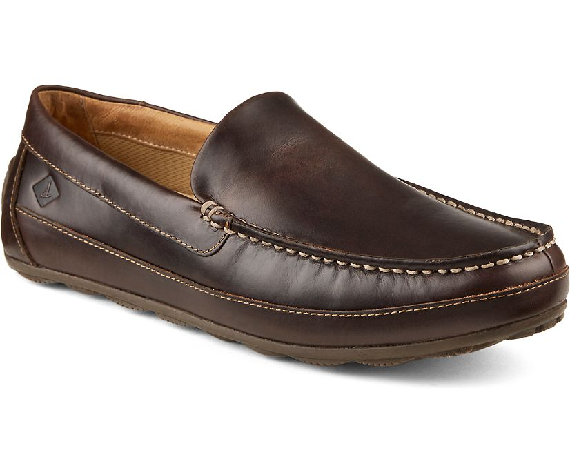 Hampden Venetian Loafer, Amaretto, dynamic
