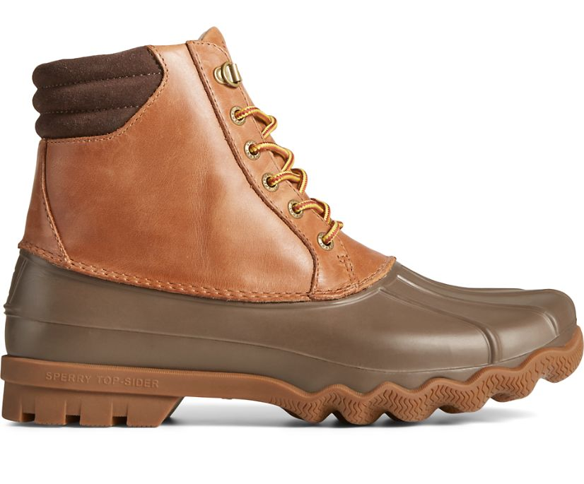 Avenue Duck Boot, Tan / Brown, dynamic