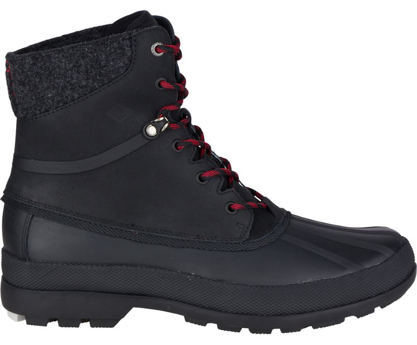 Cold Bay Vibram Arctic Grip Duck Boot, Black, dynamic