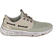 H2O 7 Seas 3-Eye Camo Sneaker, White, dynamic