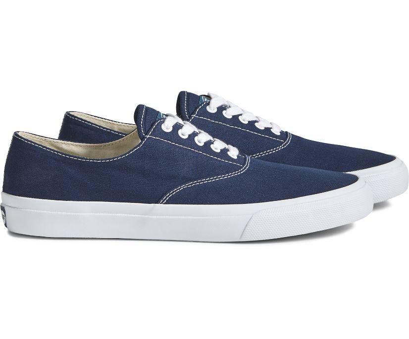 Unisex Cloud CVO Deck Sneaker, Navy, dynamic
