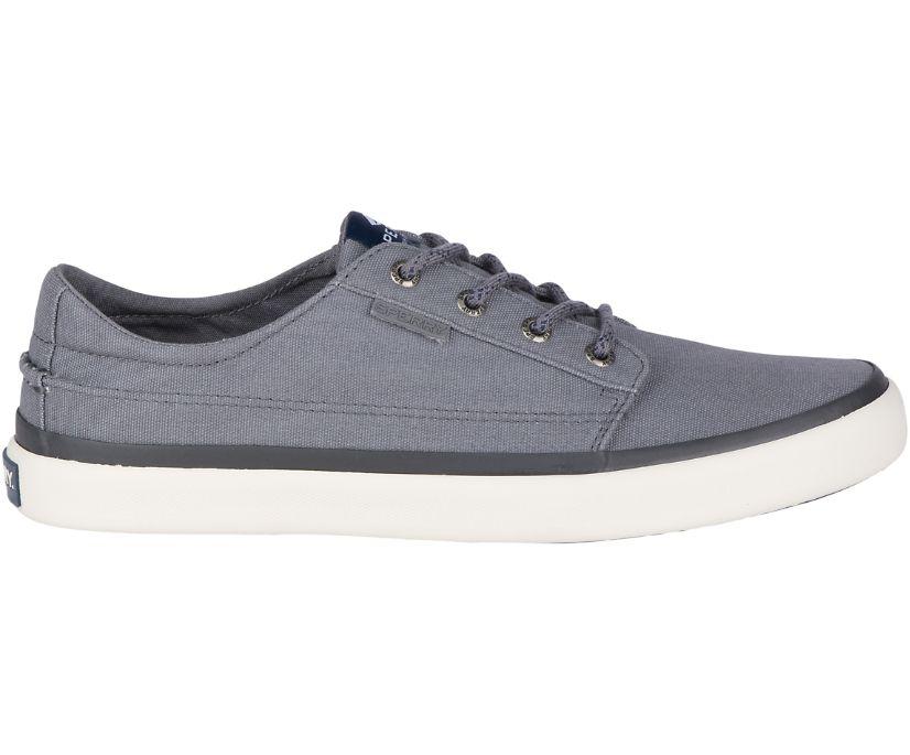 Coastline Blucher Sneaker, Grey, dynamic