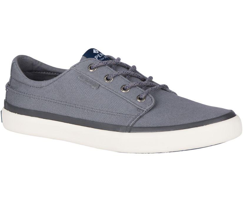 Coast Line Blucher Sneaker, Grey, dynamic