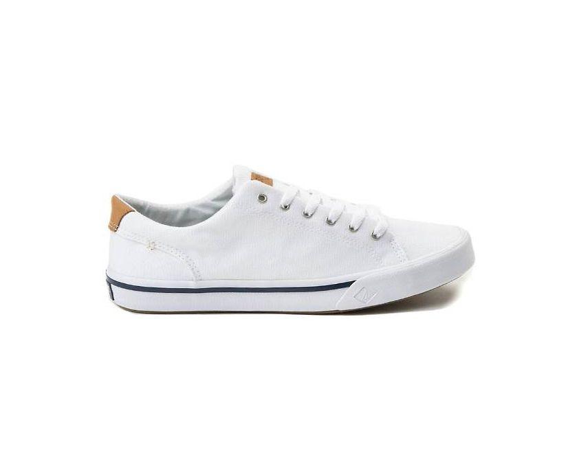 Striper II LTT Sneaker, White/White, dynamic