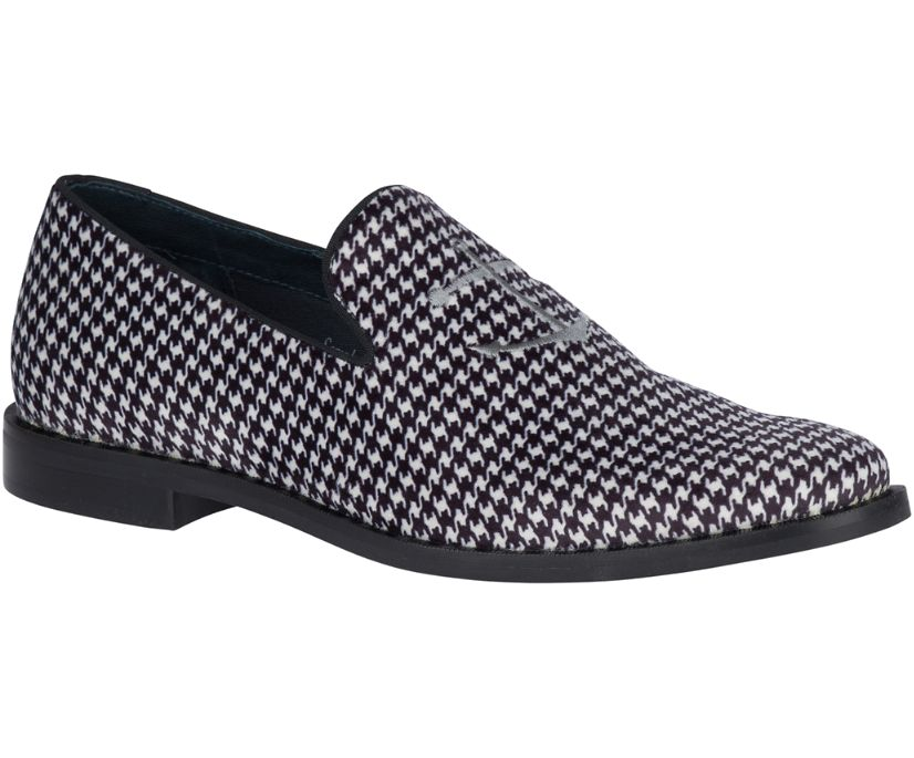 Overlook Smoking Slipper, Houndstooth, dynamic