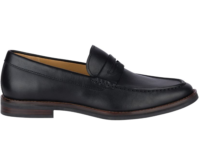 Gold Cup Exeter Penny Loafer, Black, dynamic