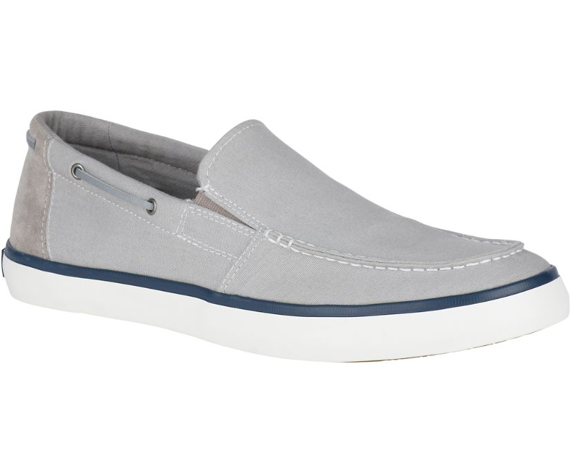 Mainsail Slip On Sneaker, Grey, dynamic