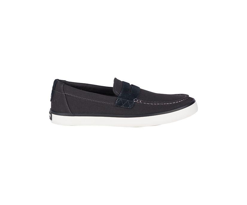 Mainsail Penny Sneaker, Black, dynamic