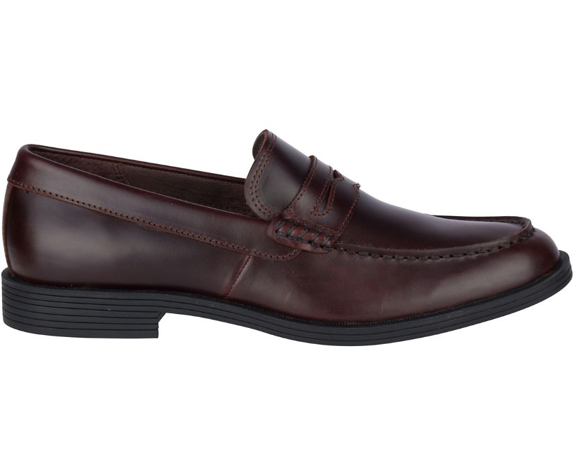 Manchester Penny Loafer, Amaretto, dynamic