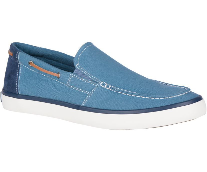 Mainsail Slip On Sneaker, Blue, dynamic