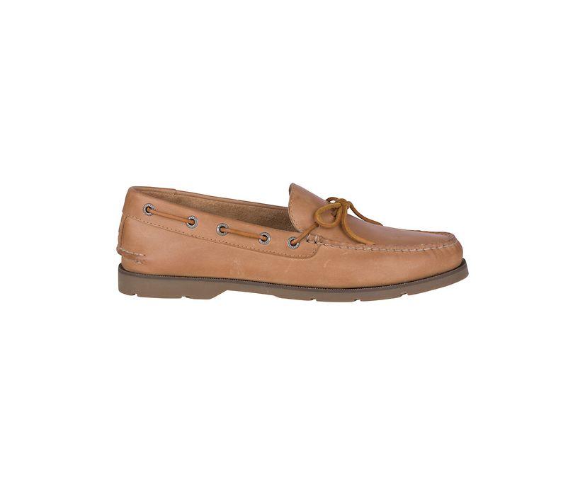 Leeward 1-Eye Boat Shoe, Sahara, dynamic