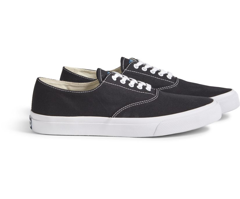 Unisex Cloud CVO Deck Sneaker, Black, dynamic