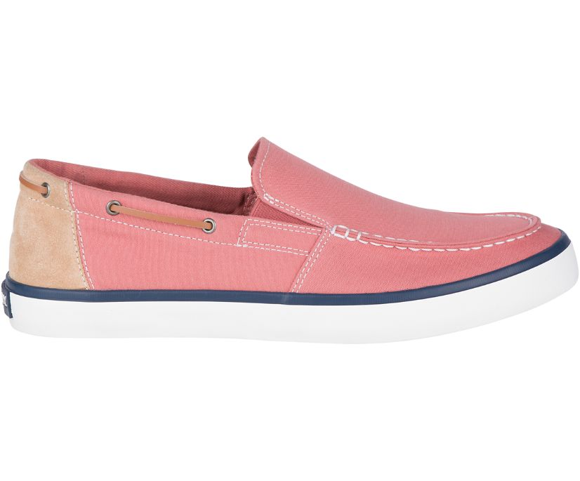 Mainsail Slip On Sneaker, Nantucket Red, dynamic