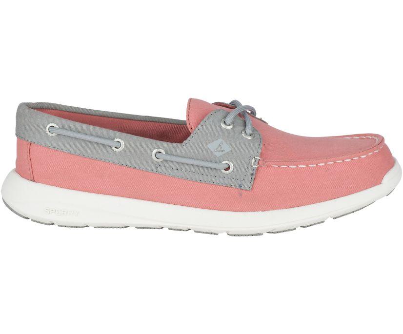 Sojourn Saltwashed Boat Shoe, Nantucket Red/Grey, dynamic