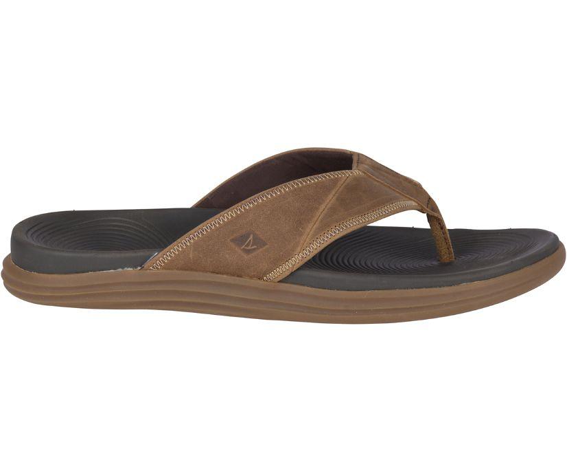 Regatta Flip Flop, Brown/Tan, dynamic