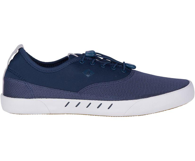 H20 Maritime Bungee Sneaker, Navy, dynamic