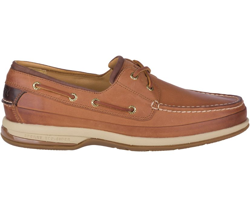 Gold Cup Boat Shoe w/ ASV, Cymbal, dynamic