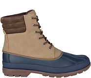 Cold Bay Duck Boot, Taupe/Navy, dynamic