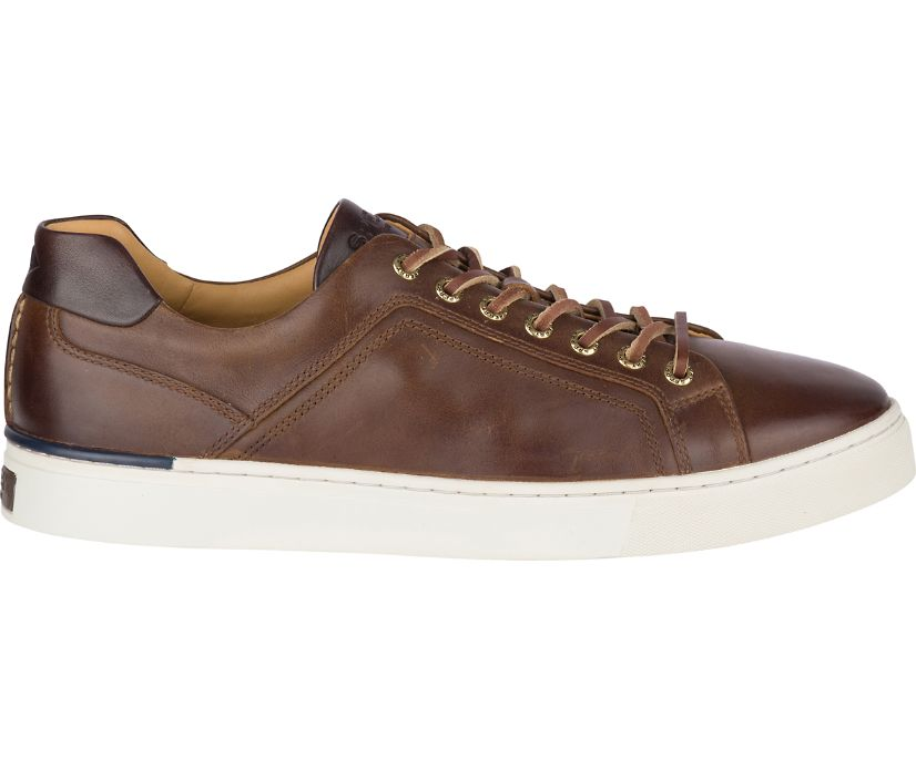 Gold Cup Victura Sneaker, Brown, dynamic