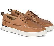 Gold Cup Victura 3-Eye Sneaker, Tan, dynamic