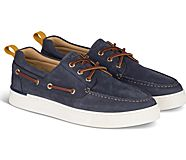 Gold Cup Victura 3-Eye Sneaker, Navy, dynamic